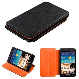 BasAcc Black/ Orange MyJacket/ Tray For Samsung© I717 Galaxy Note