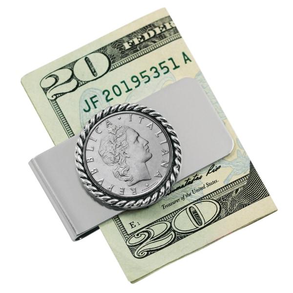 Italian 'Coin Money' Clip