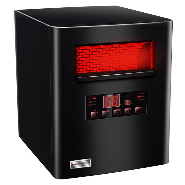 Heat Pro Infrared Quartz Portable Heater - Free Shipping Today