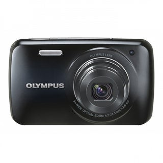 Olympus VH-210 14MP Black Digital Camera