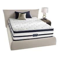 Beautyrest Recharge Lilah Luxury Firm Pillow Top Cal King-size Mattress Set