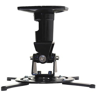 Arrowmounts Universal Black Ceiling Projector Mount AM-PRO1B