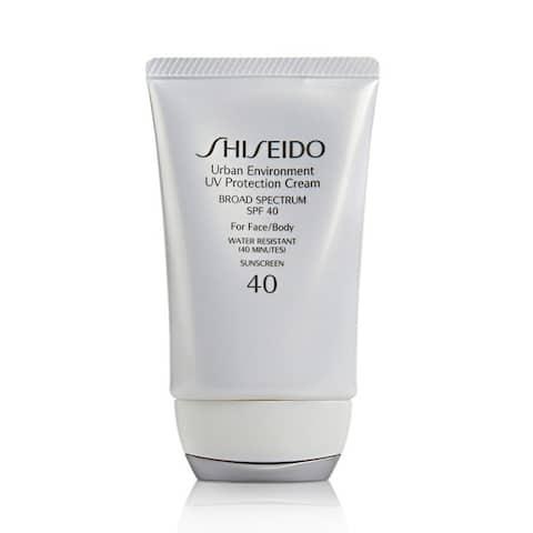 Shiseido Urban Environment 1.9-ounce UV Protection Cream with SPF 40