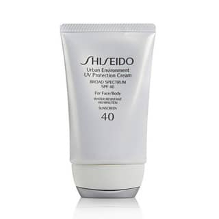 Shiseido Urban Environment 1.9-ounce UV Protection Cream with SPF 40|https://ak1.ostkcdn.com/images/products/8052224/P15409920.jpg?impolicy=medium