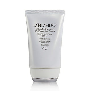 Shiseido Urban Environment 1.9-ounce UV Protection Cream with SPF 40