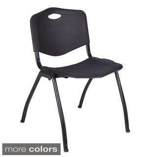'M' Plastic Stack Chair