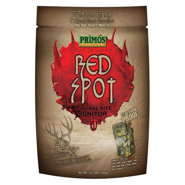 Primos Red Spot Premium Mineral (4.5-Pound Bag)