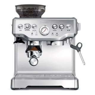 Breville BES870XL Barista Express Espresso Machine|https://ak1.ostkcdn.com/images/products/8052264/8052264/Breville-BES870XL-Barista-Express-Espresso-Machine-P15409955.jpg?impolicy=medium