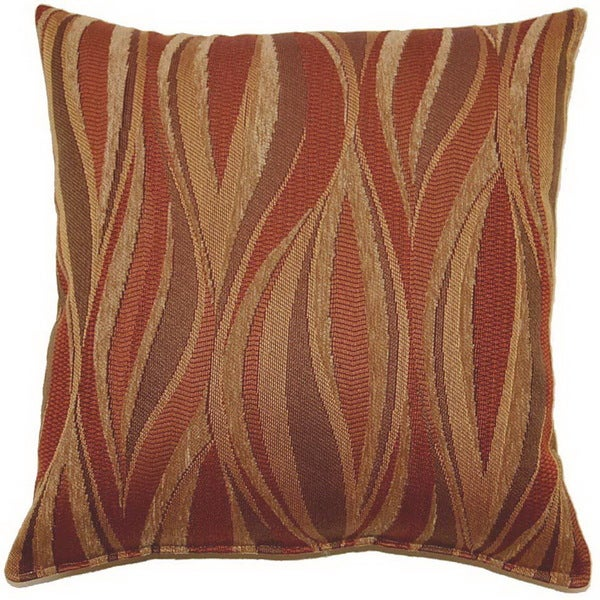 Frequency Canyon 17-inch Throw Pillows (Set of 2)