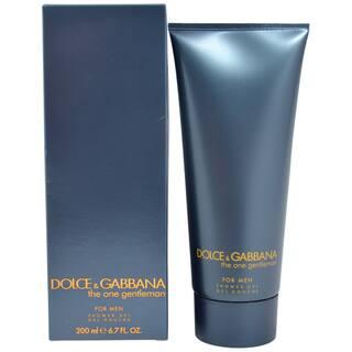 Dolce & Gabbana The One Gentleman Men's 6.7-ounce Shower Gel|https://ak1.ostkcdn.com/images/products/8052404/P15410043.jpg?impolicy=medium