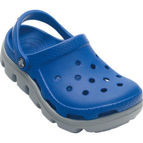 Shop Children s Crocs Duet Sport Clog Sea Blue Light Grey - Free Shipping  On Orders Over  45 - Overstock - 8052926 e13880751