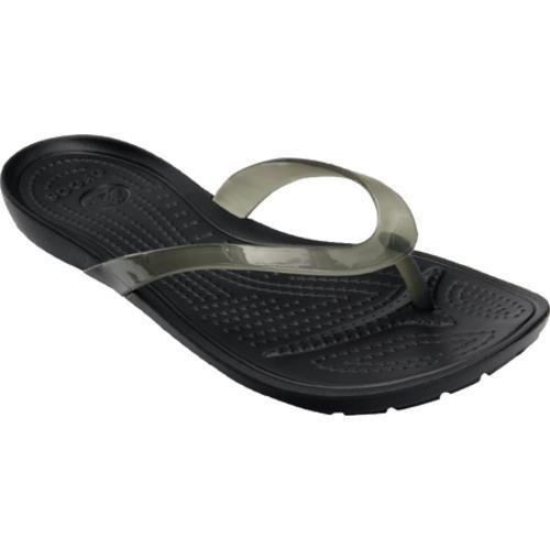 7100e0f95 Shop Women s Crocs Really Sexi Flip-Flop Black Black - Free Shipping On  Orders Over  45 - Overstock - 8053197