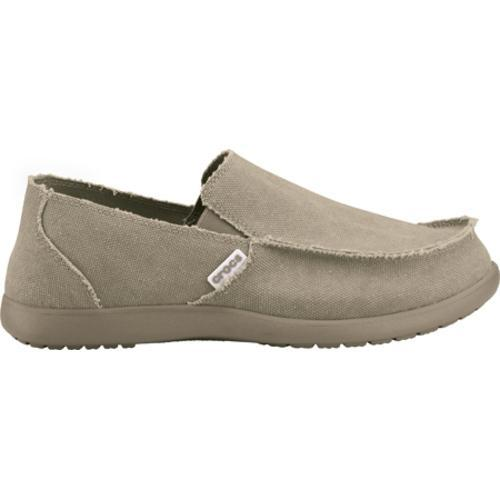 Men's Crocs Santa Cruz Khaki/Khaki - Thumbnail 1