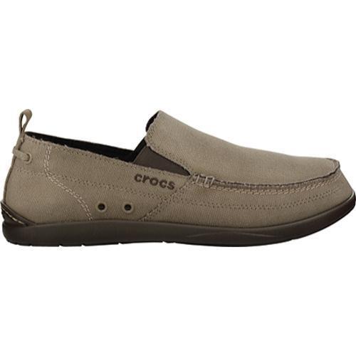 Men's Crocs Walu Khaki/Espresso