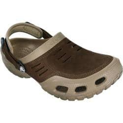 2895b3e278dd6 Shop Men's Crocs Yukon Sport Khaki/Coffee - Free Shipping Today ...