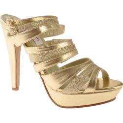 Women's Dyeables Anya Gold Metallic