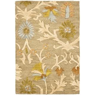 Safavieh Handmade Moroccan Cambridge Moss Wool Rug (2'6 x 4')