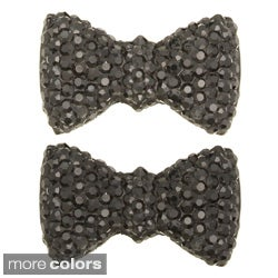 Kate Marie Bow Design Stud Earrings
