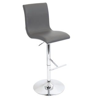 Spago Modern Adjustable Barstool