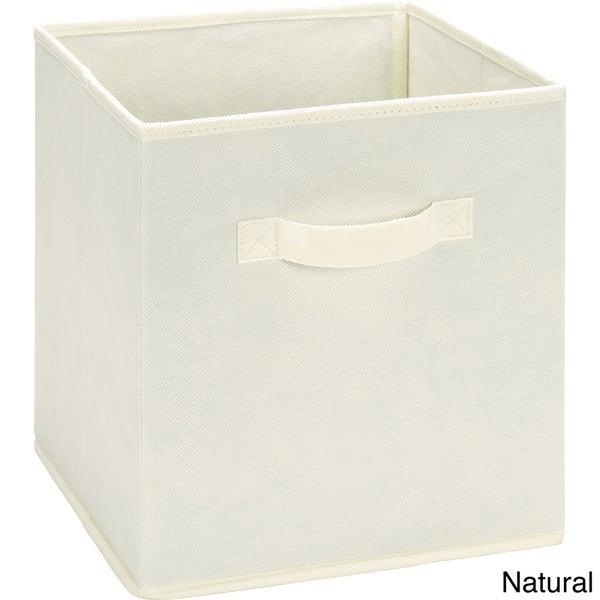 Avenue Greene Jett Fabric Storage Bins   Free Shipping On Orders Over $45    Overstock.com   15414893