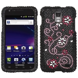 INSTEN Delight Diamante Phone Case Cover for Samsung I727 Galaxy S2 Skyrocket