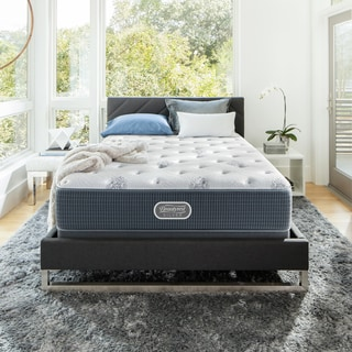 Beautyrest Silver Maddyn Plush Full-size Mattress Set