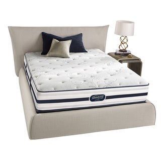 Beautyrest Recharge 'Lilah' Luxury Firm Cal King-size Mattress Set