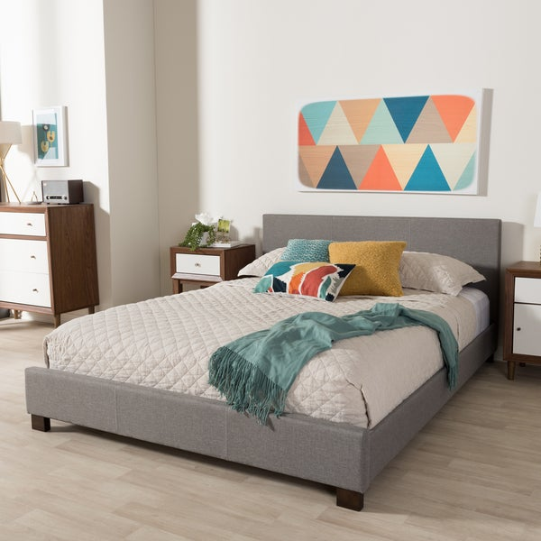 platform bed by baxton studio free shipping today - Baxton Studio Bed