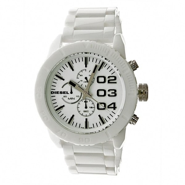 authentic white watches multi new zone man diamond mens watch products diesel time