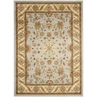 Safavieh Lyndhurst Traditional Oriental Grey/ Beige Rug (8' x 11')