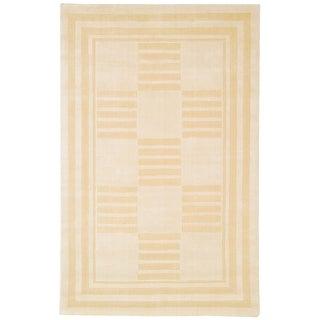 Safavieh Handmade Impressions Geometric Multi Wool Rug (3' x 5')