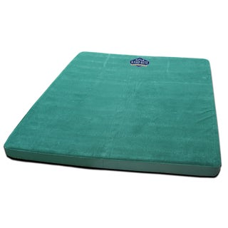 Kamp-Rite Queen Self Inflating Pad - Green