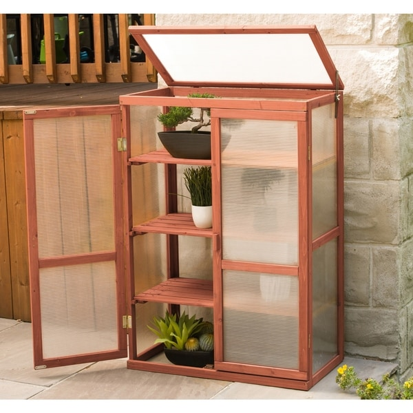 Miniature Portable Greenhouse
