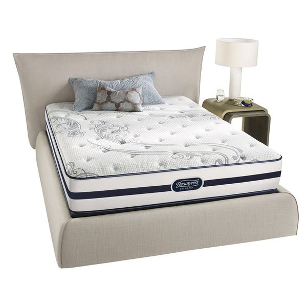 Beautyrest Recharge Maddyn Plush Cal King size Mattress