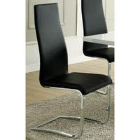 Zinnia Sail Design Dining Chairs (set of 4)