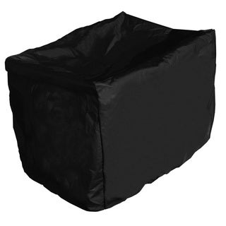 mr bar b q generator cover black furniture covers