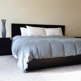 Jessica McClintock Oversized Queen/ King-size Down Alternative Comforter
