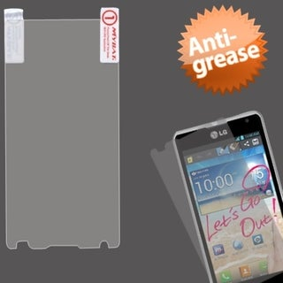 INSTEN Anti-grease Screen Protector for LG Spirit 4G MS870
