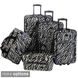 American Flyer Animal Print 5-piece Luggage Set https://ak1.ostkcdn.com/images/products/8060095/American-Flyer-Animal-Print-5-piece-Luggage-Set-P15416637.jpg?impolicy=medium