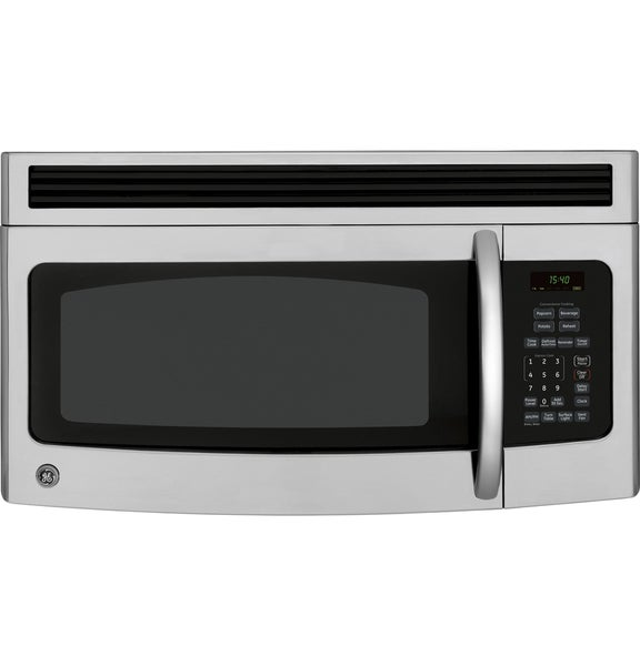 Ge Spacemaker Stainless Steel Over The Range Microwave