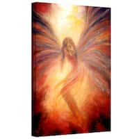 Marina Petro 'Fallen Angel' Gallery-Wrapped Canvas