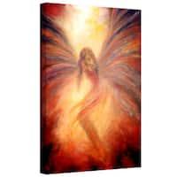 Marina Petro 'Fallen Angel' Gallery-Wrapped Canvas