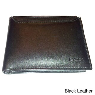 Kozmic Leather Pull-out ID Wallet