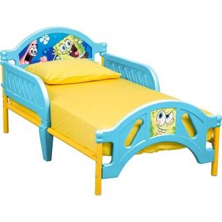 Nickelodeon Spongebob Toddler Bed