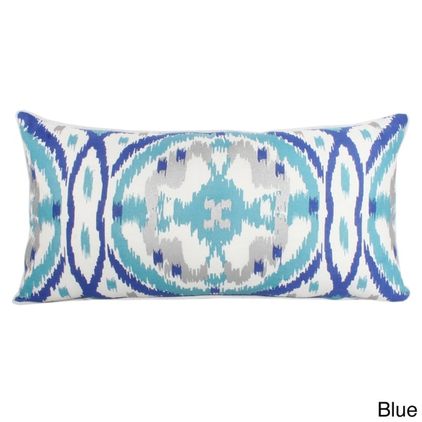 Denzel Printed Feather Fill Pillow
