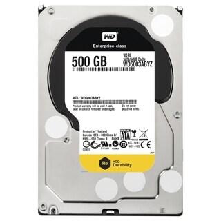 "WD RE WD5003ABYZ 500 GB Hard Drive - SATA (SATA/600) - 3.5"" Drive - I"