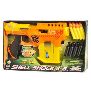 Total Air X-Stream Shell Shock X-6 Pistol