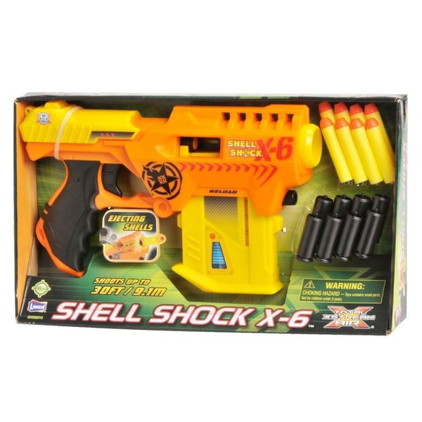 Total Air X-Stream Shell Shock X-6 Pistol