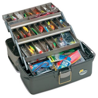 Plano Hard Systems 3-Tray Box