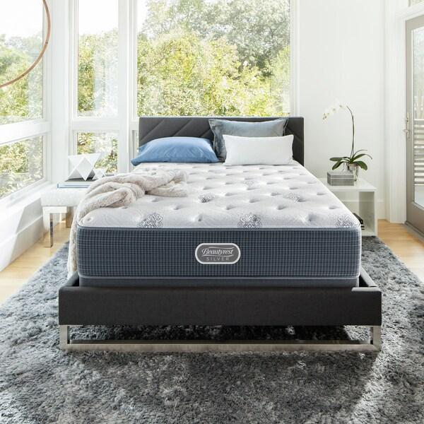 Beautyrest Silver Maddyn Luxury Firm California King-size Mattress Set